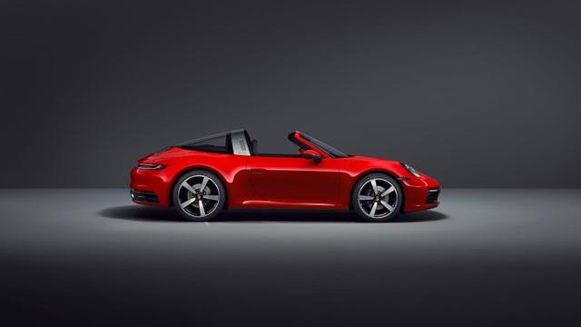 Porsche chính thức giới thiệu 911 Targa - 5