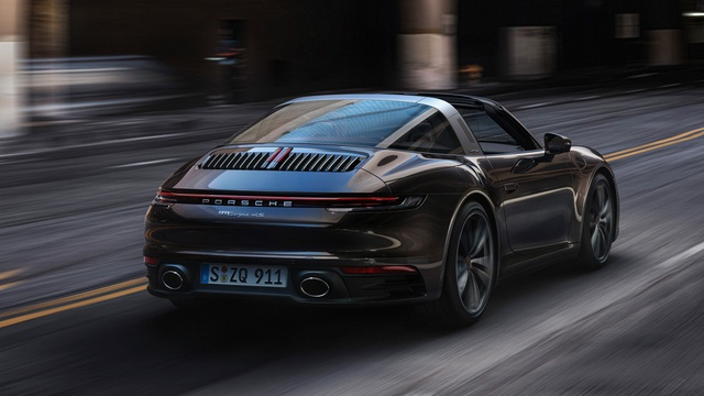 Porsche chính thức giới thiệu 911 Targa - 11