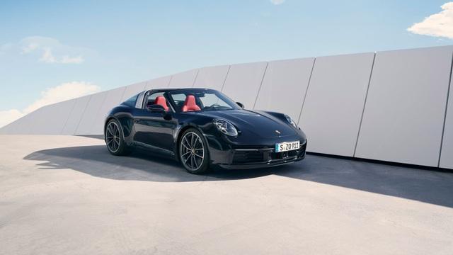 Porsche chính thức giới thiệu 911 Targa - 9