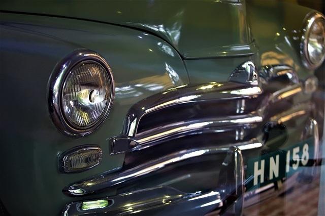 Ngắm nhìn những chiếc ô tô đã từng được phục vụ Bác Hồ - 8
