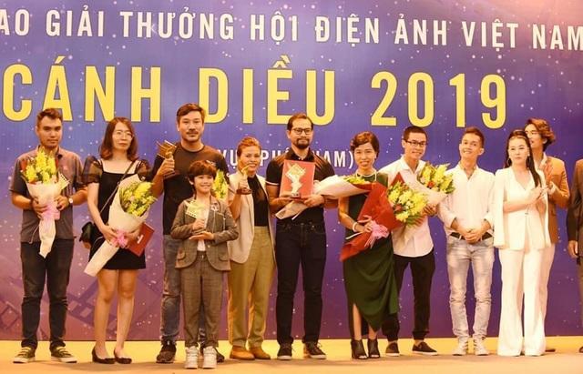 Hy hữu: Ban tổ chức Cánh diều 2019 trao nhầm giải Diễn viên triển vọng - 2