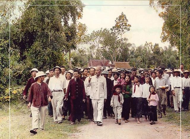"""""""Với tôi, nghiên cứu về Chủ tịch Hồ Chí Minh là nhu cầu tự thân"""" - 4"""