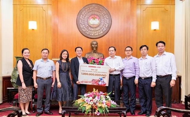 """Chiến dịch cộng đồng """"Cảm ơn Việt Nam tôi"""" quyên góp hơn 1 tỷ đồng cho Quỹ phòng chống Covid-19 - 1"""