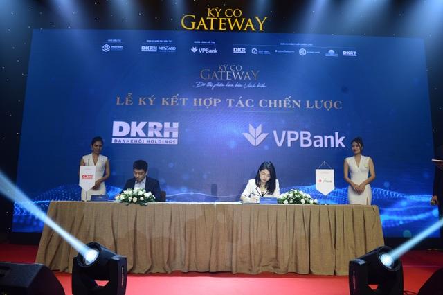 Tập đoàn Danh Khôi ký kết hợp tác với ngân hàng, đại lý chiến lược triển khai Kỳ Co Gateway - 1