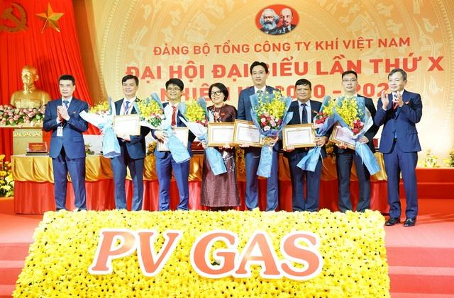 Đảng bộ PV GAS tổ chức thành công Đại hội Đại biểu lần X, nhiệm kỳ 2020-2025 - 3