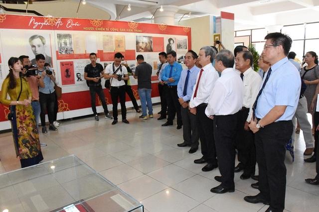 Thừa Thiên Huế tổ chức nhiều hoạt động mừng 130 năm ngày sinh Bác Hồ - 5