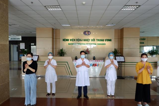 Thêm 2 bệnh nhân Covid-19 bình phục, Việt Nam chữa khỏi 82%  - 1