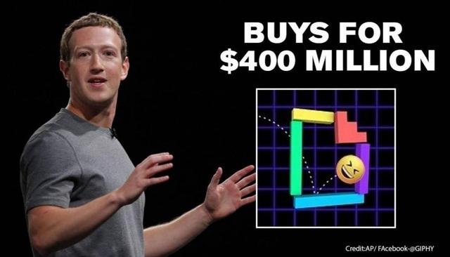 Facebook thâu tóm Giphy với giá 400 triệu USD - 2