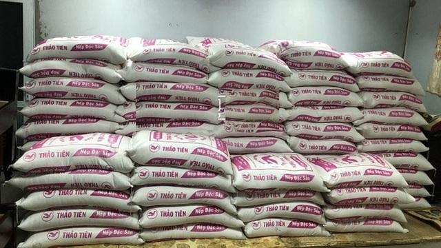 Khởi tố vụ xuất lậu hơn 14,5 tấn gạo qua Lào - 1