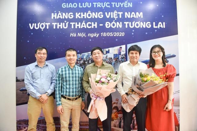 Hàng không Việt Nam vượt thử thách - đón tương lai - 1