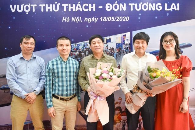 Hàng không Việt Nam vượt thử thách - đón tương lai - 3