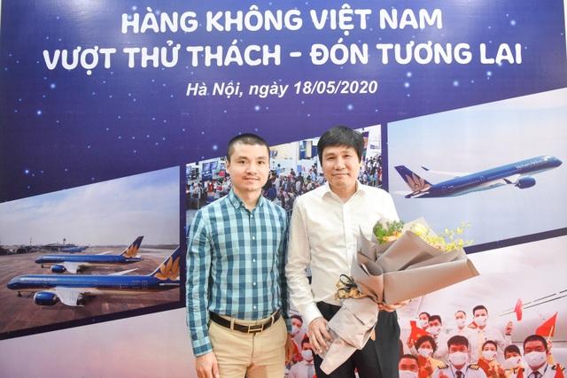 Hàng không Việt Nam vượt thử thách - đón tương lai - 4