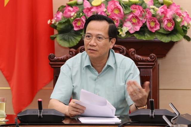 """Bộ trưởng Đào Ngọc Dung: """"Đẩy nhanh hỗ trợ người dân gặp khó vì Covid-19"""" - 1"""