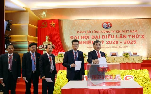Đảng bộ PV GAS tổ chức thành công Đại hội Đại biểu lần X, nhiệm kỳ 2020-2025 - 1