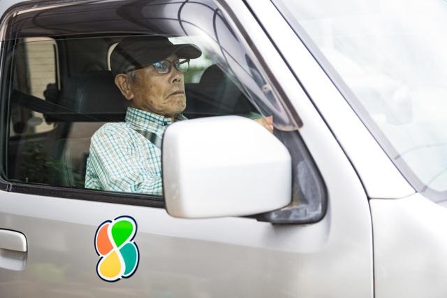 Ý nghĩa những hình dán bắt buộc trên ô tô ở Nhật - 5