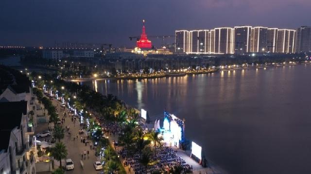 """Mở hàng hậu Covid-19, tòa tháp """"trái tim"""" của """"thành phố Biển hồ"""" giữa lòng Hà Nội bán hết 50% trong chưa đầy 60 phút - 1"""