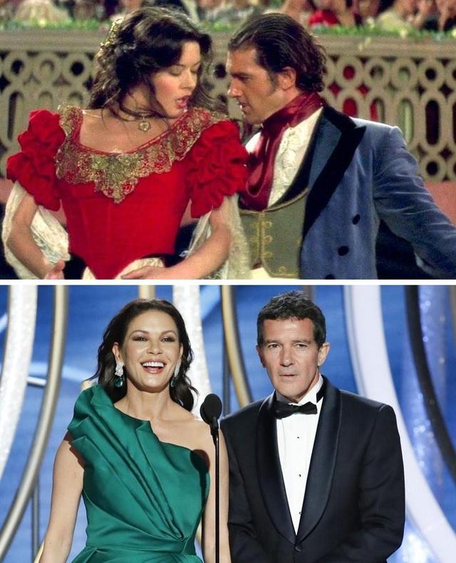 Những đôi tình nhân đẹp như mơ của màn ảnh Hollywood - 1