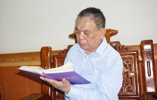 """""""Với tôi, nghiên cứu về Chủ tịch Hồ Chí Minh là nhu cầu tự thân"""" - 1"""