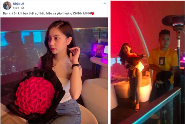 Giữa tin đồn tình cảm, tuyển thủ Quang Hải bất ngờ chia sẻ trên facebook - 1