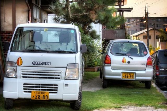 Ý nghĩa những hình dán bắt buộc trên ô tô ở Nhật - 3