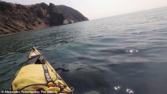Video: Khoảnh khắc cá voi sát thủ bao vây thuyền Kayak - 5
