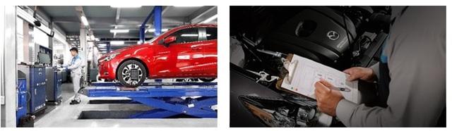 Tặng gói bảo dưỡng miễn phí cho khách hàng sở hữu xe All-New Mazda3 - 1