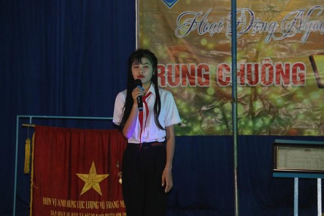 Cô học trò ở làng Điêk Lò 1 đam mê kể chuyện Bác Hồ - 1