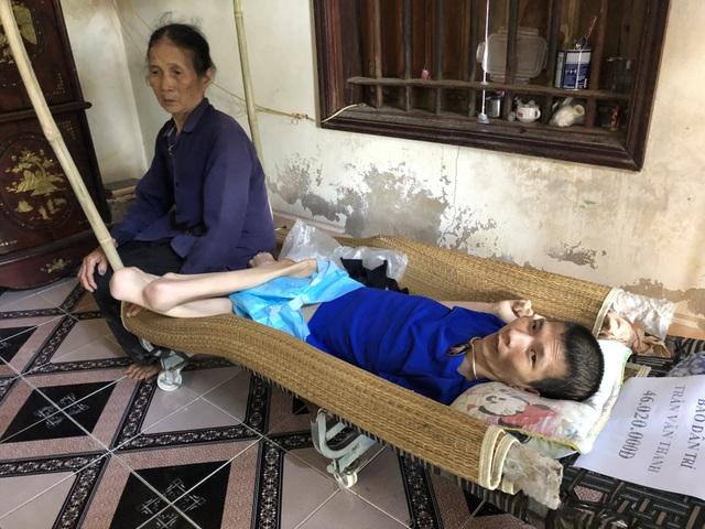 Bạn đọc Dân trí giúp đỡ 2 hoàn cảnh khó khăn tại Nghệ An hơn 120 triệu đồng - 3