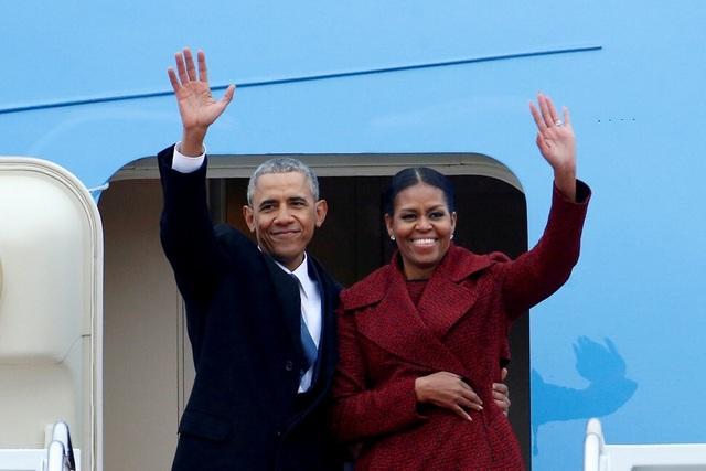 Hé lộ cách gia đình cựu tổng thống Obama tạo khối tài sản 135 triệu USD - 4