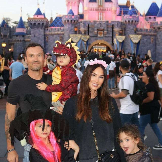 Vợ chồng Megan Fox chia tay - 2