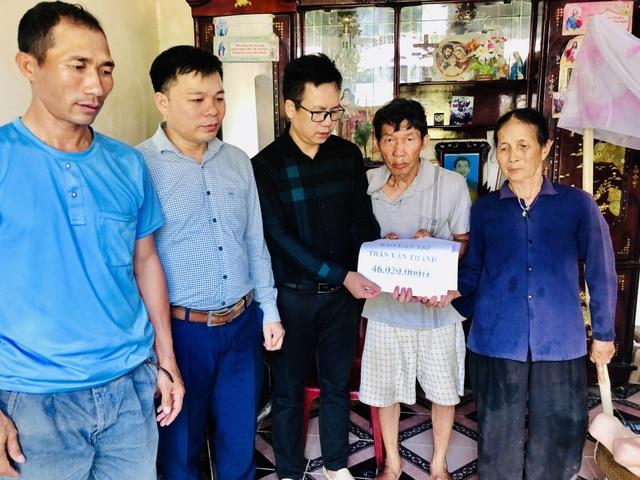 Bạn đọc Dân trí giúp đỡ 2 hoàn cảnh khó khăn tại Nghệ An hơn 120 triệu đồng - 2