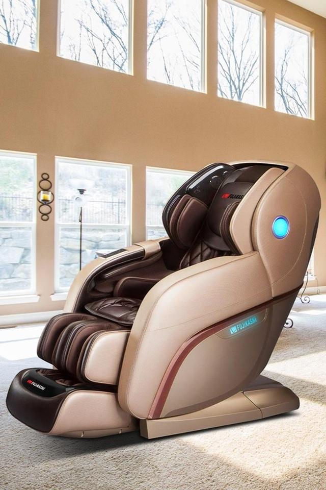 Địa chỉ mua ghế massage Fujikashi chất lượng ngay tại Hưng Yên - 3