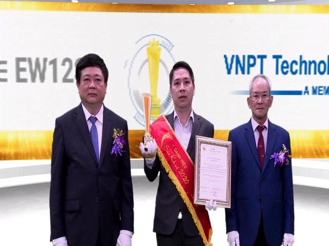 Công nghệ Mesh Wifi của VNPT Technology đạt Danh hiệu Sao Khuê 2020 - 1