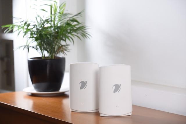 Công nghệ Mesh Wifi của VNPT Technology đạt Danh hiệu Sao Khuê 2020 - 2