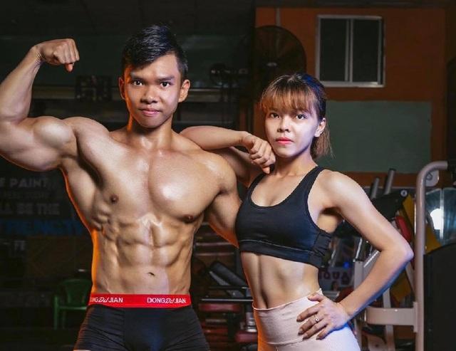 Nguyên tắc ngầm giúp cặp đôi mê gym ươm mầm tình yêu - 1