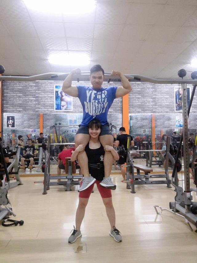 Nguyên tắc ngầm giúp cặp đôi mê gym ươm mầm tình yêu - 5