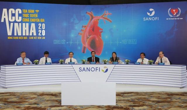 Hội thảo trực tuyến: Cập nhật xu hướng điều trị tim mạch nổi bật năm 2020 - 2