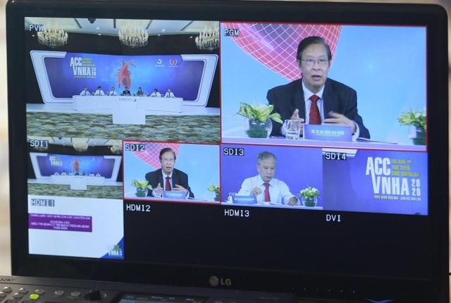 Hội thảo trực tuyến: Cập nhật xu hướng điều trị tim mạch nổi bật năm 2020 - 3