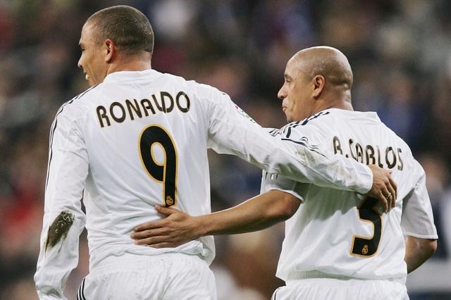 """Roberto Carlos: """"Chỉ có một Ronaldo hay nhất, xuất sắc nhất"""" - 1"""