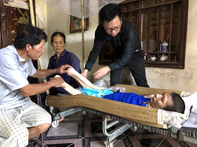 Bạn đọc Dân trí giúp đỡ 2 hoàn cảnh khó khăn tại Nghệ An hơn 120 triệu đồng - 4