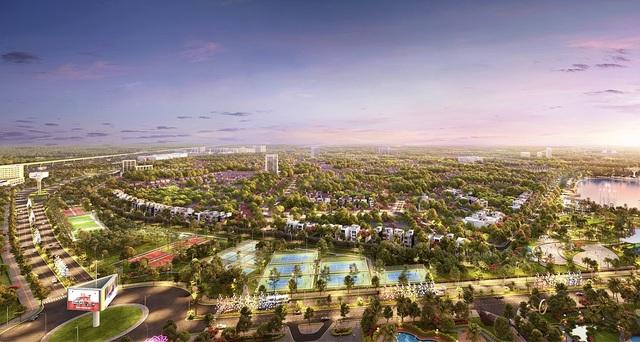 """Trung tâm phía Tây Hà Nội được ví như """"Singapore giữa lòng thủ đô"""" - 2"""