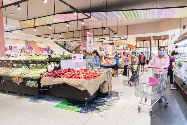 Người tiêu dùng thỏa sức mua sắm tại AEON Bình Dương sau nâng cấp - 1