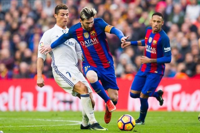 C.Ronaldo là nhân vật có ảnh hưởng lớn nhất giới cầu thủ - 1