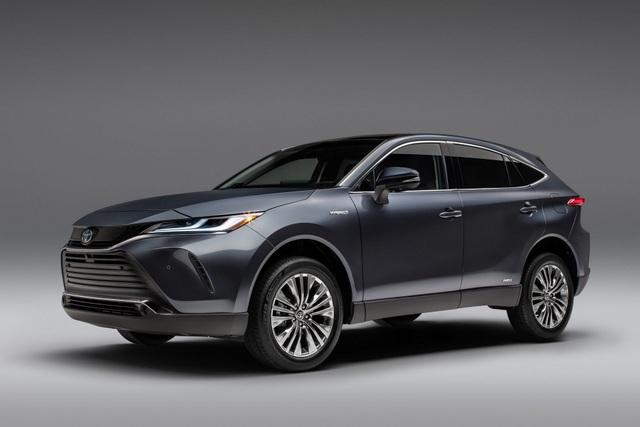 Toyota Venza trở lại - Ánh hào quang liệu có còn? - 1