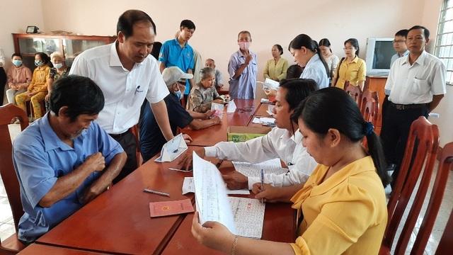 Vĩnh Long: Sẽ hoàn thành chi hỗ trợ từ gói 62.000 tỷ đồng trong tháng 5 - 1