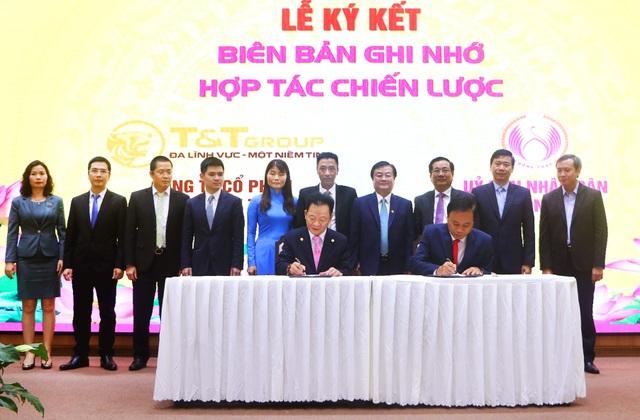 Tập đoàn TT Group hợp tác chiến lược toàn diện với tỉnh Đồng Tháp - 1