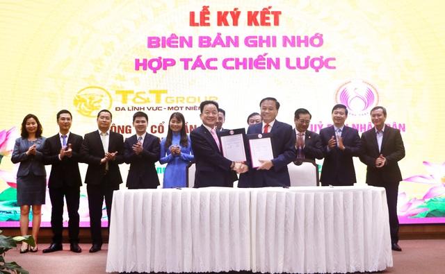 Tập đoàn TT Group hợp tác chiến lược toàn diện với tỉnh Đồng Tháp - 2
