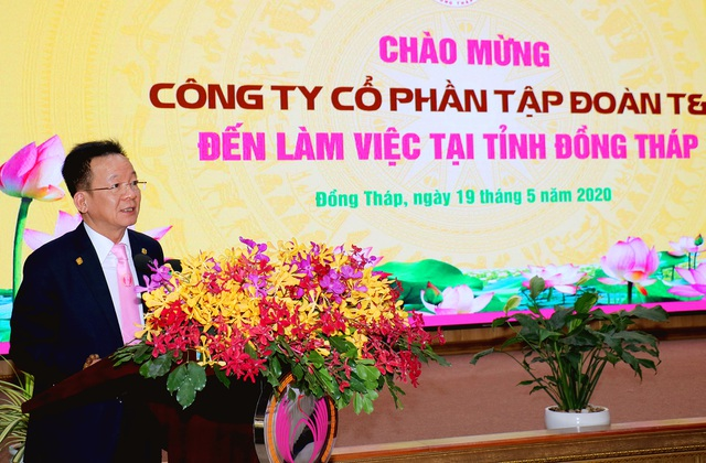 Tập đoàn TT Group hợp tác chiến lược toàn diện với tỉnh Đồng Tháp - 3