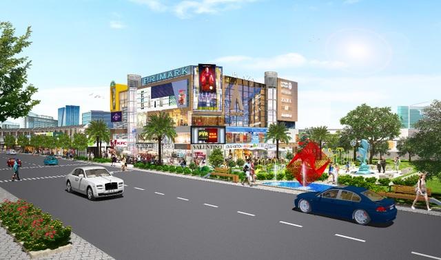 Lợi thế kép vượt trội của Bình Dương Avenue City - 1