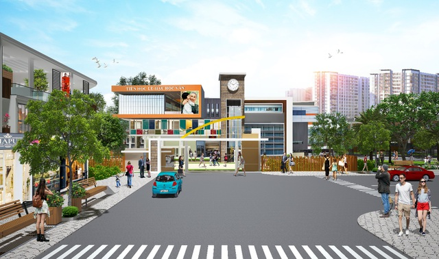 Lợi thế kép vượt trội của Bình Dương Avenue City - 3